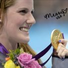 MISSY FRANKLIN SIGNED PHOTO 8X10 RP AUTOGRAPHED USA OLYMPICS