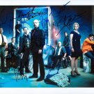 BREAKING BAD CAST SIGNED POSTER PHOTO 8X10 RP AARON PAUL BRYAN CRANSTON