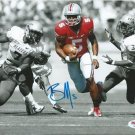 BRAXTON MILLER AUTOGRAPHED 8X10 PHOTO OHIO STATE BUCKEYES RP SIGNED