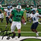 DEVON JOHNSON SIGNED PHOTO 8X10 RP AUTOGRAPHED ** MARSHALL THUNDERING HERD