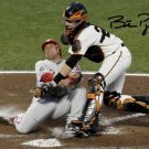 * BUSTER POSEY SIGNED PHOTO 8X10 RP AUTOGRAPHED SAN FRANCISCO GIANTS BASEBALL