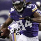 CORDARRELLE PATTERSON SIGNED PHOTO 8X10 RP AUTOGRAPHED MINNESOTA VIKINGS