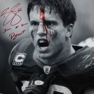 Brian Cushing signed photo 8x10 rp autographed Houston Texans with inscription