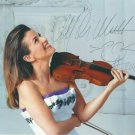 Anne-Sophie Mutter signed photo 8x10 rp Autographed  Romance