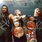 THE SHIELD SIGNED AUTOGRAPHED PHOTO RP 8X10 AUTO ROMAN REIGNS WWE WRESTLING