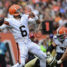 BRIAN HOYER SIGNED PHOTO 8X10 RP AUTOGRAPHED CLEVELAND BROWNS