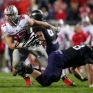 JOEY BOSA SIGNED PHOTO 8X10 RP AUTOGRAPHED OHIO STATE BUCKEYES FOOTBALL !