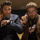 """SETH ROGEN & JAMES FRANCO SIGNED PHOTO 8X10 RP AUTOGRAPHED """" THE INTERVIEW """""""