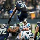 KAM CHANCELLOR SIGNED PHOTO 8X10 RP AUTOGRAPHED SEATTLE SEAHAWKS