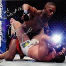 "JON "" BONES "" JONES SIGNED PHOTO 8X10 AUTO AUTOGRAPHED MMA FIGHTING"
