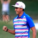RICKIE FOWLER SIGNED PHOTO 8X10 RP AUTOGRAPHED TPC GOLF TOURNAMENT
