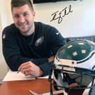 TIM TEBOW SIGNED PHOTO 8X10 RP AUTOGRAPHED PHILADELPHIA EAGLES !