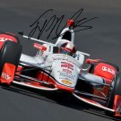 INDY 500 ! JUAN PABLO MONTOYA SIGNED PHOTO 8X10 RP AUTOGRAPHED