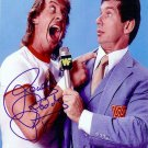 """ ROWDY "" RODDY PIPER SIGNED PHOTO 8X10 RP AUTOGRAPHED WWE WWF WRESTLING"