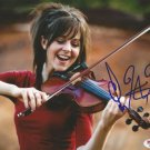 LINDSEY STIRLING SIGNED POSTER PHOTO 8X10 RP AUTOGRAPHED SHATTER