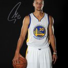 STEPHEN CURRY SIGNED PHOTO 8X10 RP AUTO AUTOGRAPHED GOLDEN STATE NBA BASKETBALL