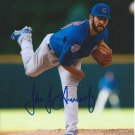 * JAKE ARRIETA SIGNED PHOTO 8X10 RP AUTOGRAPHED * CHICAGO CUBS BASEBALL