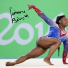 SIMONE BILES SIGNED PHOTO 8X10 RP AUTOGRAPHED 2016 RIO OLYMPICS