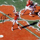 DESHAUN WATSON SIGNED PHOTO 8X10 RP AUTOGRAPHED CLEMSON TIGERS !