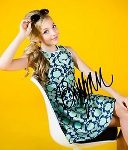 """* * BRYNN RUMFALLO SIGNED POSTER PHOTO 8X10 RP AUTOGRAPHED  """" DANCE MOMS """""""
