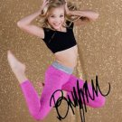 "BRYNN RUMFALLO SIGNED POSTER PHOTO 8X10 RP AUTOGRAPHED  "" DANCE MOMS """