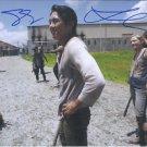 LAUREN COHAN & STEVEN YEUN SIGNED PHOTO 8X10 RP AUTOGRAPHED WALKING DEAD