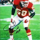 DERRICK THOMAS SIGNED PHOTO 8X10 RP AUTO AUTOGRAPHED KANSAS CITY CHIEFS