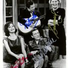 ** THE MARY TYLER MOORE SHOW CAST SIGNED PHOTO 8X10 RP AUTOGRAPHED ALL MEMBERS