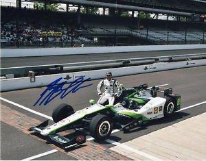 * BRYAN CLAUSON SIGNED PHOTO 8X10 RP AUTOGRAPHED * RACE CAR DRIVER