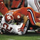 BEN BOULWARE SIGNED PHOTO 8X10 RP AUTOGRAPHED CLEMSON TIGERS