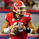 ** JACOB EASON SIGNED PHOTO 8X10 RP AUTOGRAPHED GEORGIA BULLDOGS *