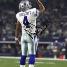 DAK PRESCOTT SIGNED PHOTO 8X10 RP AUTOGRAPHED DALLAS COWBOYS
