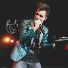 BRENDON URIE SIGNED PHOTO 8X10 RP AUTOGRAPHED PANCI! AT THE DISCO !