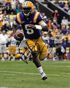 BRANDON HARRIS SIGNED PHOTO 8X10 RP AUTO AUTOGRAPHED LSU TIGERS !!