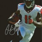 JULIO JONES SIGNED PHOTO 8X10 RP AUTOGRAPHED ATLANTA FALCONS