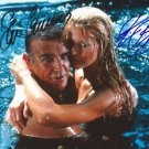 SEAN CONNERY KIM BASINGER SIGNED PHOTO 8X10 RP AUTOGRAPHED JAMES BOND