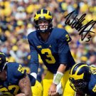 * WILTON SPEIGHT SIGNED PHOTO 8X10 RP AUTOGRAPHED MICHIGAN WOLVERINES
