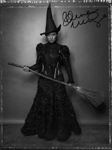 * IDINA MENZEL SIGNED PHOTO 8X10 RP AUTOGRAPHED WICKED THE MUSICAL