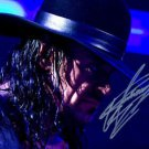 * THE UNDERTAKER WWE SIGNED PHOTO 8X10 RP AUTOGRAPHED WRESTLING