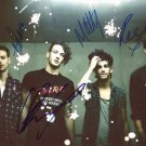 THE 1975 GROUP BAND SIGNED POSTER PHOTO 8X10 RP AUTOGRAPHED VINYL INDIE ROCK