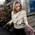 * LISA KELLY SIGNED PHOTO 8X10 RP AUTOGRAPHED ICE ROAD TRUCKERS