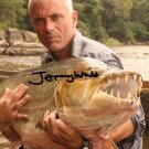 ** JEREMY WADE SIGNED PHOTO 8X10 RP AUTOGRAPHED ** RIVER MONSTERS