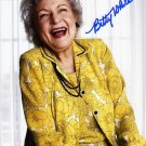 BETTY WHITE SIGNED PHOTO 8X10 RP AUTOGRAPHED HOT IN CLEVELAND