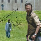 ANDREW LINCOLN SIGNED PHOTO 8X10 RP AUTOGRAPHED THE WALKING DEAD