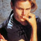 * RIVER PHOENIX SIGNED POSTER PHOTO 8X10 RP AUTOGRAPHED PICTURE