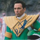 JASON DAVID FRANK SIGNED PHOTO 8X10 RP AUTOGRAPHED GREEN POWER RANGERS TOMMY
