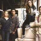 FEAR THE WALKING DEAD CAST SIGNED PHOTO 8X10 RP AUTOGRAPHED CLIFF CURTIS ++