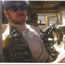 CHRIS KYLE SIGNED PHOTO 8X10 RP AUTOGRAPHED AMERICAN SNIPER * RARE