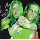 * SHAWN MICHAELS TRIPLE H SIGNED PHOTO 8X10 RP AUTO AUTOGRAPHED WWE WRESTLING DX