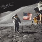 DAVE SCOTT SIGNED PHOTO 8X10 RP AUTOGRAPHED APOLLO 15 ASTRONAUT